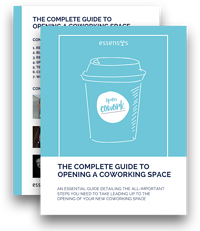 Opening a Coworking Space eBook