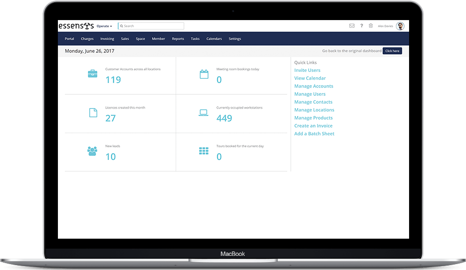 Real Time Reporting Dashboard - essensys Laptop Mockup.png